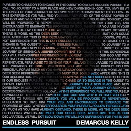 Denarcus Kelly - Its gonna happen